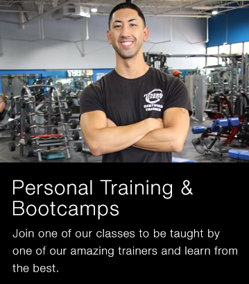 Personal Training and Bootcamps